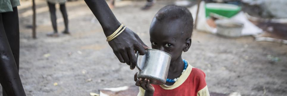Disasters mount in South Sudan