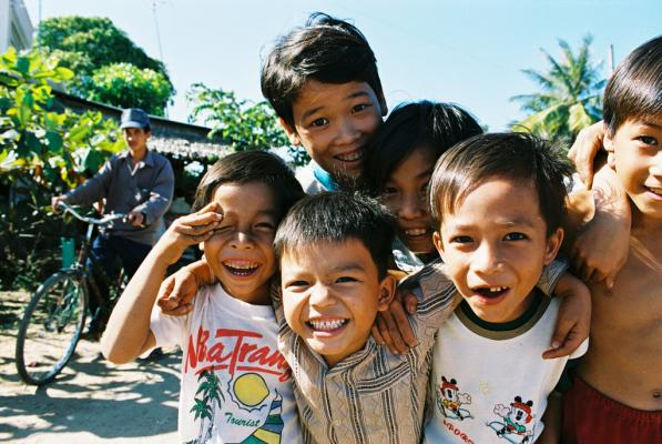 Our partner IKEA Foundation is helping us to improve outcomes for disadvantaged children in Vietnam, through increasing access to quality basic education. Save the Children