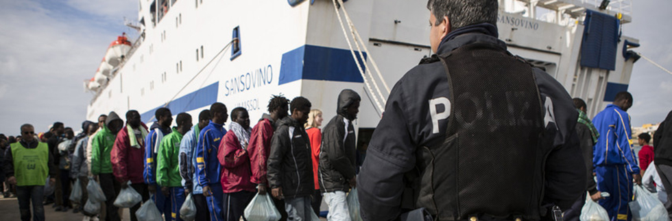 More child survivors of migrant boat tragedies transferred to Italian care