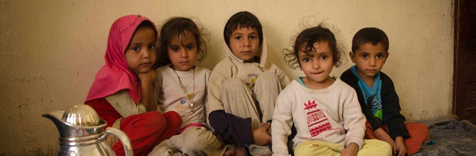 ALMOST 1 IN 3 YEMENI CHILDREN UNDER 5 NOW ACUTELY MALNOURISHED
