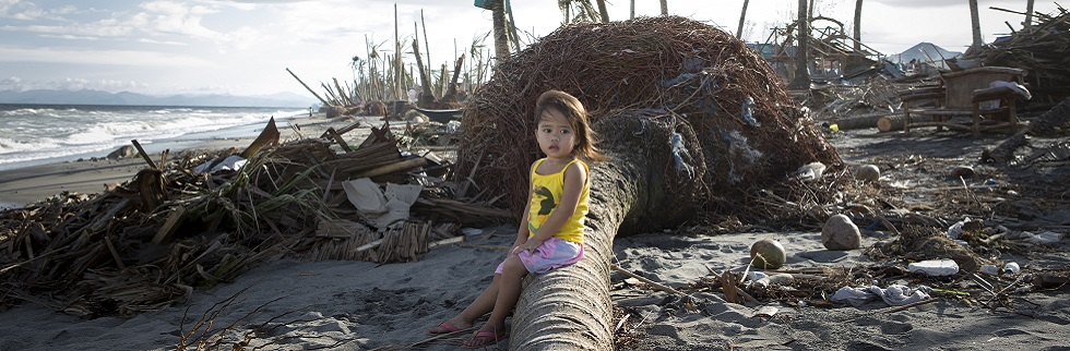 Philippines Typhoon: Three months on