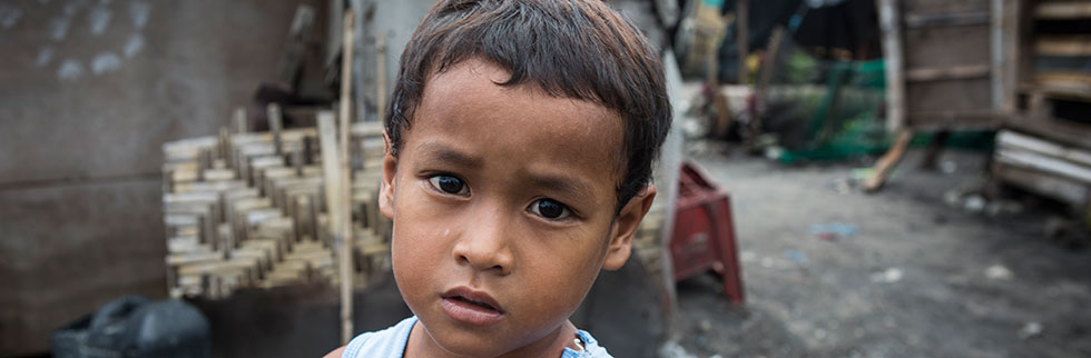 Typhoon Haiyan: one year on