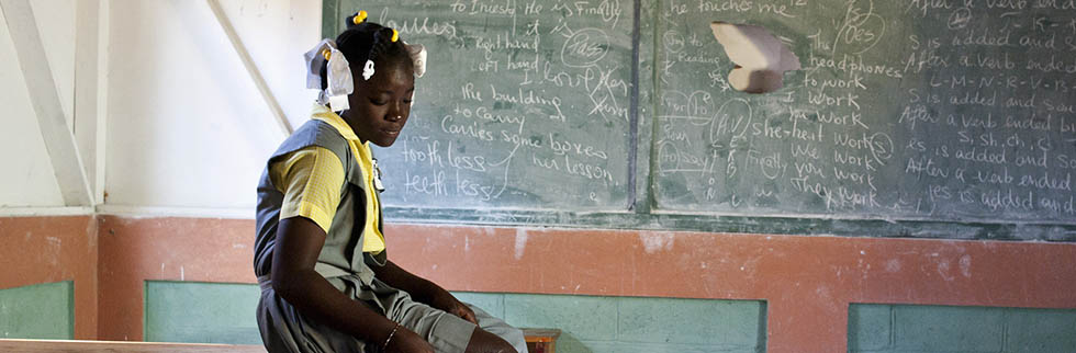 Haitian earthquake: five years on children's psychological scars remain